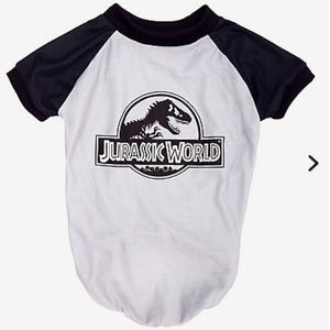 Hot Topic Jurassic World Pet Tee NWT